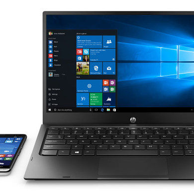 HP's flagship Elite x3 runs Windows 10 Mobile and is Aimed for the Enterprise Market