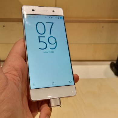 Sony Xperia X Launch: Live Feed