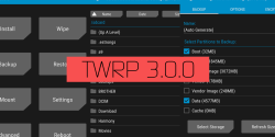 TWRP 3.0.0 Has Been Released