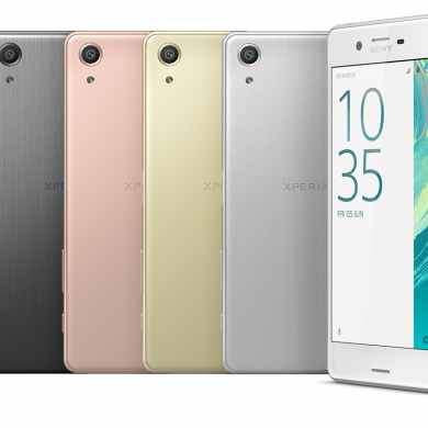Sony Invites X Performance Owners to the Xperia Beta Program