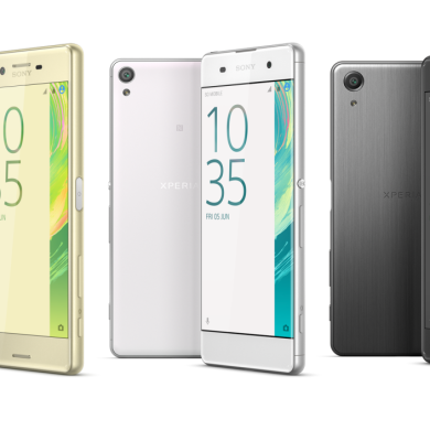 Sony Launches Xperia X Series — All You Need to Know