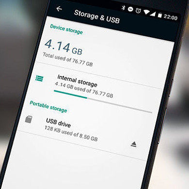 """Hindered Return: Android 6.0's """"Adoptable Storage"""" Not Supported by LG G5, Galaxy S7"""