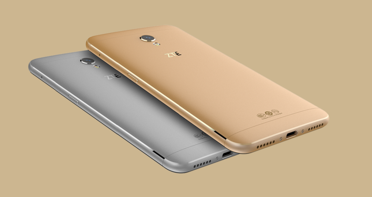 was zte max xl phone looks like