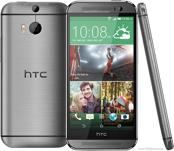 HTC One M8 (March 2014)