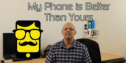 My Phone is Better Than Yours – Mr. Phone App Review