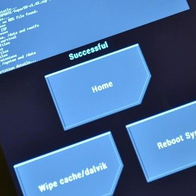TWRP Receives Update to V3.0.1-0; Now Supports new CM13 Pattern Encryption