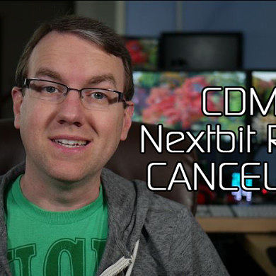 CDMA Nextbit Robin CANCELLED! Galaxy S7 DPI Scaling, T-Mo S7 Locked Bootloader?!