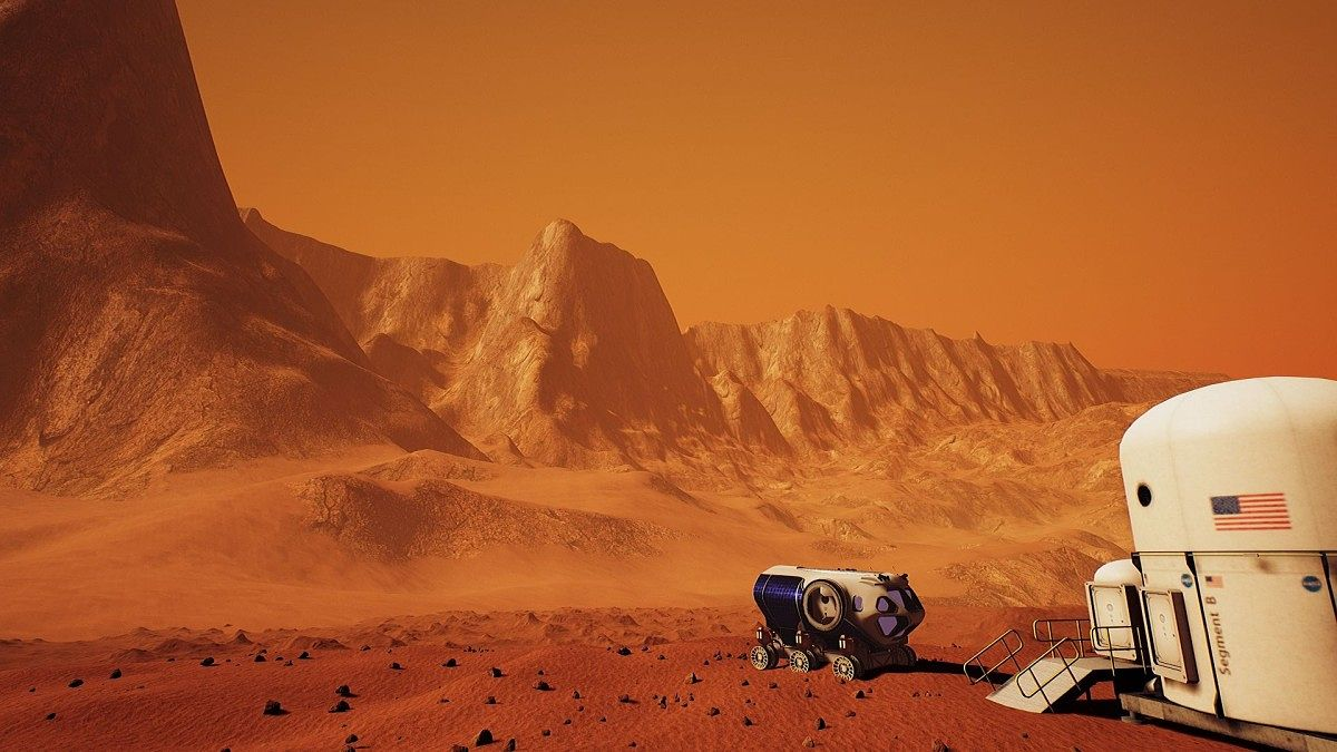 the potential for life on mars essay Free essay: life on mars freshwater on mars finding proof of potential life on other planets seems way out of reach but is has been attempted for the last couple.