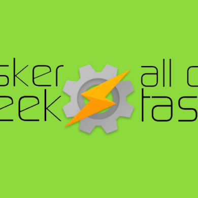 XDA Tasker Week in Review