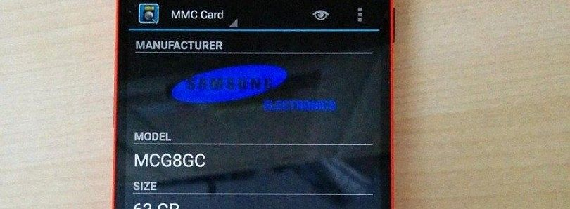Nexus 5 Hardware Modded to 64GB Internal Storage By Replacing eMMC