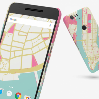 Google Introduces Customizable 'Live Cases' for Nexus Phones
