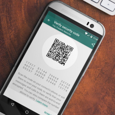 WhatsApp's End-to-End Encryption is Now Going Live
