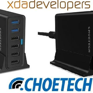 Choetech Quick Charge 3.0 & USB-C Charger Reviews and Giveaway [35 IN TOTAL]!