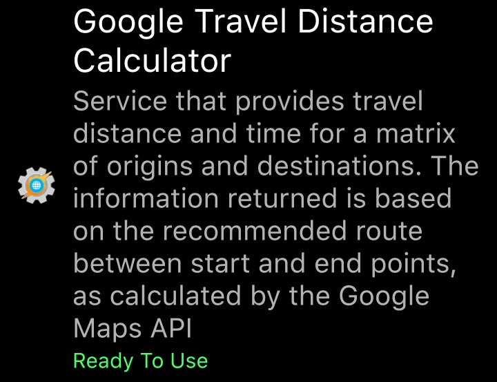 Pdf) estimating o-d travel time matrix by google maps api.