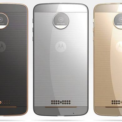 Verizon Begins Rolling Out Nougat to the Moto Z Droid & Moto Z Droid Force