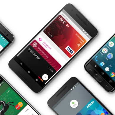 Android Pay Hits The UK, No Barclays or Natwest Yet