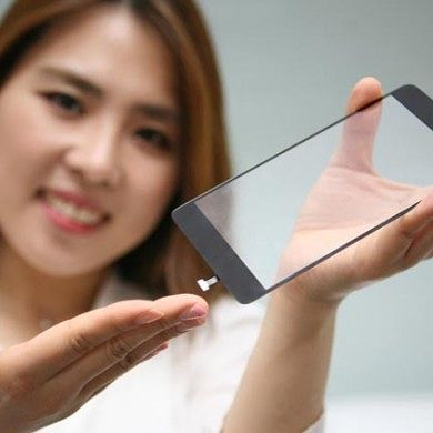 LG Innotek Unveils Button-less Fingerprint Sensor Module