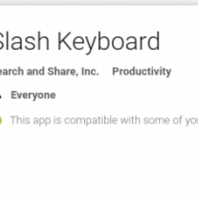 "Slash — The Android ""GBoard"" Alternative that Eases Frustrations, This Side of the Fence"