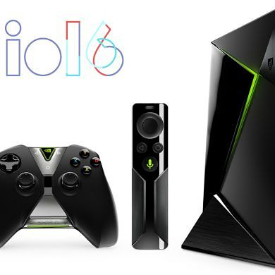 I/O 2016: NVIDIA, Google Boost SHIELD Android TV Rule of Living Room