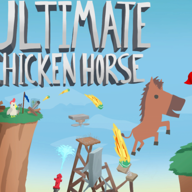 Ultimate Chicken Horse Releases on NVIDIA SHIELD