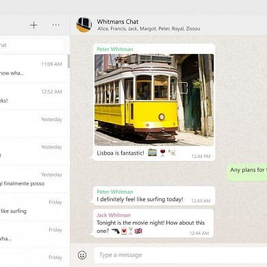 WhatsApp Releases Official Desktop Client for Windows and OS X