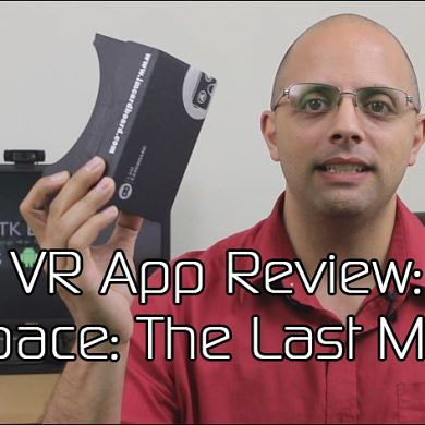 VR Space: The Last Mission – VR Game Review