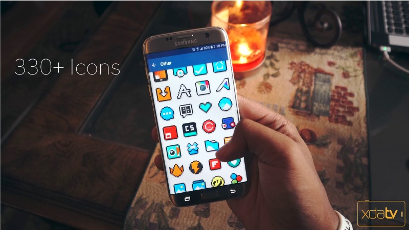 XDA: 5 Free, Unique, and Modern Icon Packs