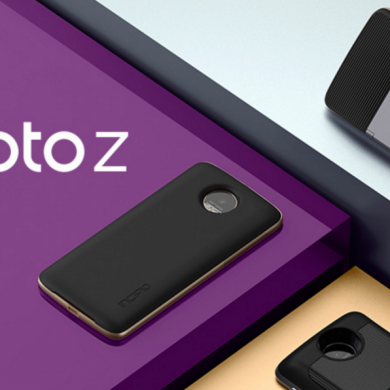 The Modular Moto Z Range Has Arrived