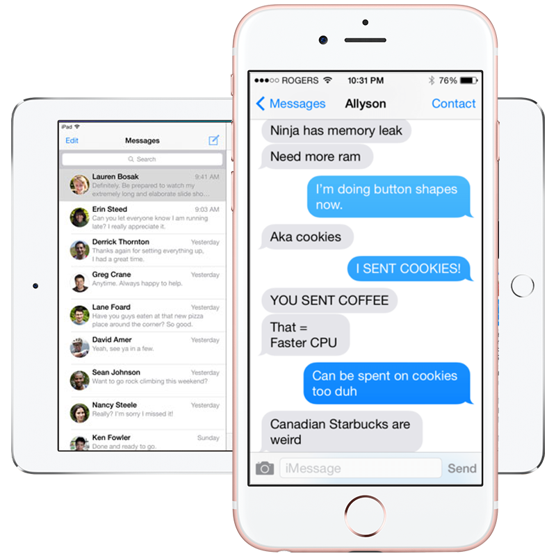 Rumor Says IMessage For Android To Be Announced At WWDC