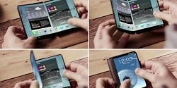 Report: Samsung will Produce a Prototype Foldable Smartphone in Q3