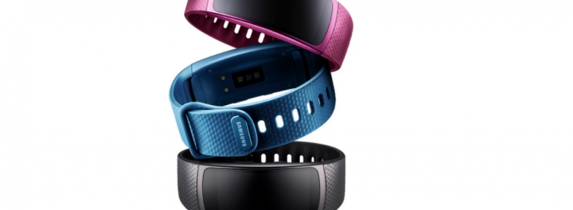 Samsung Officially Announces the Gear Fit2 and Gear IconX