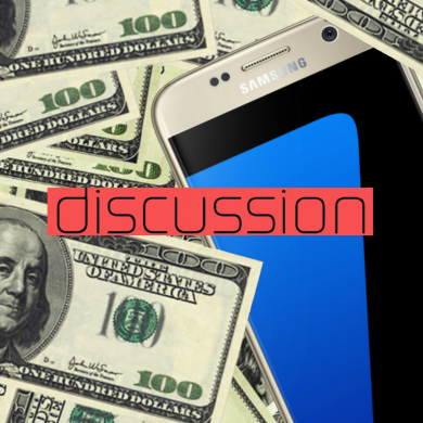 What is the Most You'd be Willing to Pay for a Phone Today?