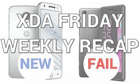 XDA Friday 6/10/16