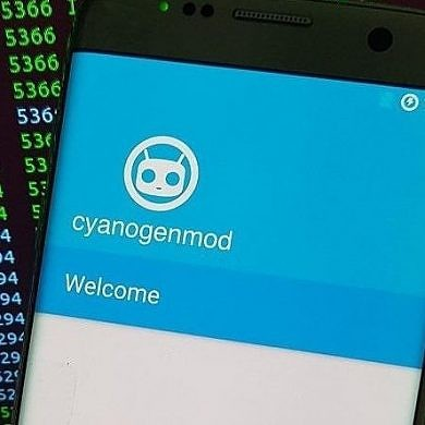First Booting Build of CyanogenMod 13 Shown Off on Exynos-based Samsung Galaxy S7 Edge