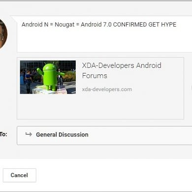 Google+ prepares to add Link Previews in Comments and the ability to show Low Quality Comments