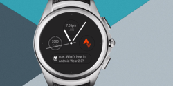 Android Wear 2.0 Update is Scheduled for Release Next Month