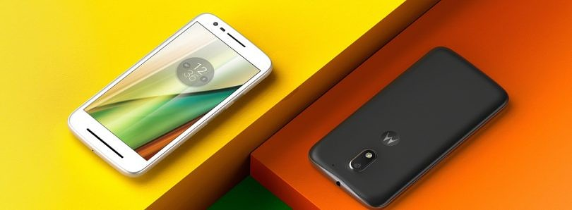 Motorola Unveils the Moto E3 and Moto G4 Play for UK