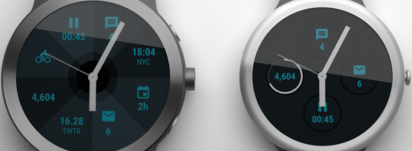 Renders Allegedly Show Google's Upcoming Smartwatches