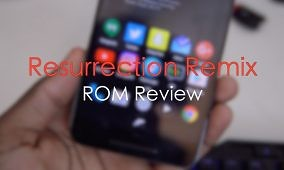 Taking A Look At Resurrection Remix On The Nexus 6P