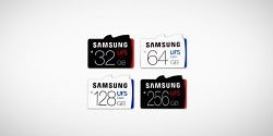 Samsung Introduces UFS-Based Memory Cards with Up to 256GB Capacity