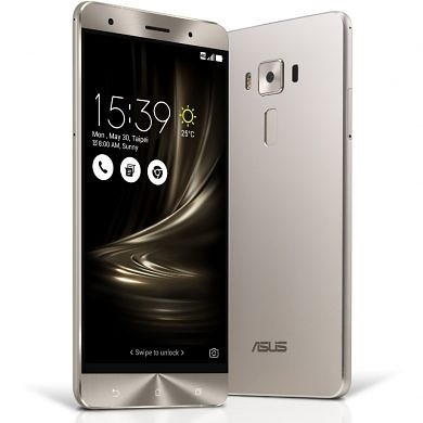 ASUS Announces ZenFone 3 Deluxe With Snapdragon 821, 6GB RAM, 256GB UFS 2.0 Storage