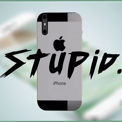 iPhone Concepts Are Ridiculous