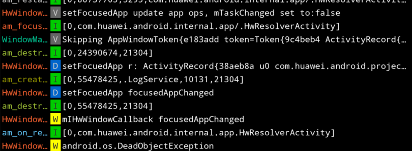 Huawei Phones Disable Logcat, here's how to Restore Access