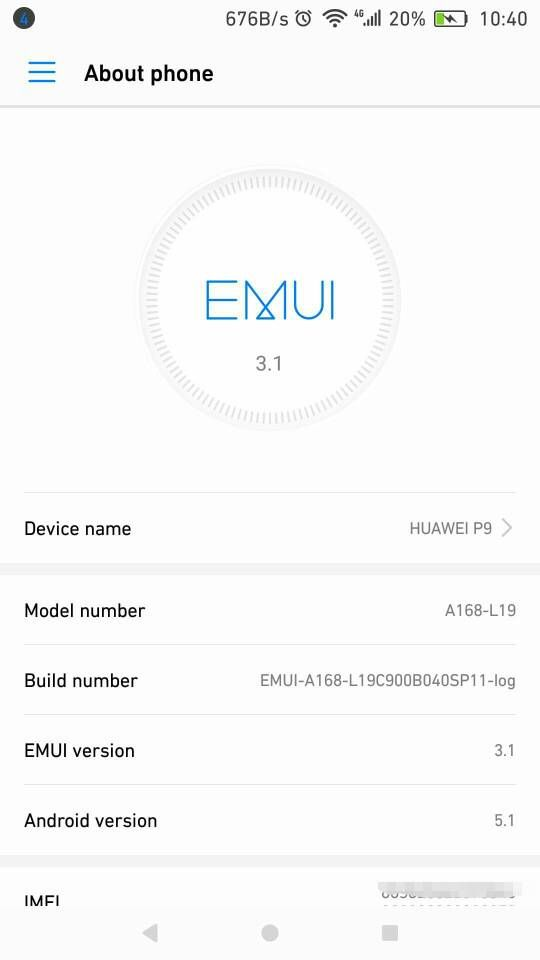 Android nougat beta build for the huawei p9 is available get it now android nougat beta build for the huawei p9 is available get it now ccuart Images