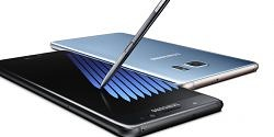 Samsung Unveils the Galaxy Note 7