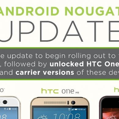 HTC Breaks One A9's 15-Day Update Promise on the Phone's First Major Update