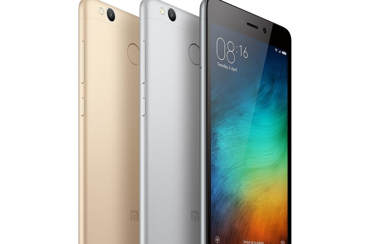 Xiaomi redmi 3s and redmi 3s prime quick first impressions