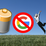 Comparing Battery Life with and Without Google Services: A Week of Minimal Idle Drain