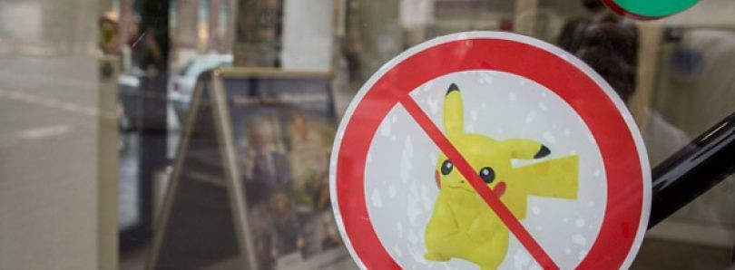 Pokémon Go Banned in Iran Over Security