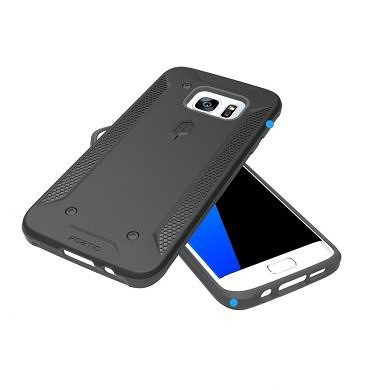 Add Immense Grip to Your S7/S7 Edge/Note 7 with a QuarterBack Case from Poetic [Sponsored]